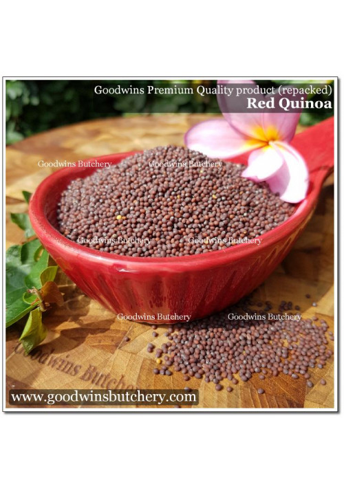 Seeds QUINOA RED 100gr - Goodwins repacked