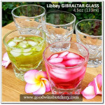 Mexico-Libbey glass GIBRALTAR 4.5oz 133ml